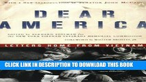 Read Now Dear America: Letters Home from Vietnam PDF Book
