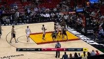 Kawhi Leonard 27 Pts Highlights | Spurs vs Heat | October 30, 2016 | 2016-17 NBA Season