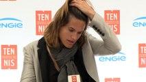 Fed Cup - France: Amélie Mauresmo s'exprime sur C. Garcia et K. Mladenovic