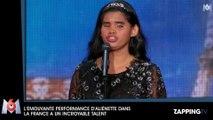 La France a un incroyable talent : Une candidate aveugle émeut le jury aux larmes