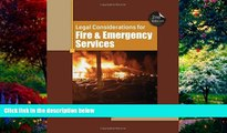 Books to Read  Legal Considerations for Fire and Emergency Services  Full Ebooks Best Seller