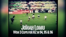 Jonah Lomu & le rugby à 7 !
