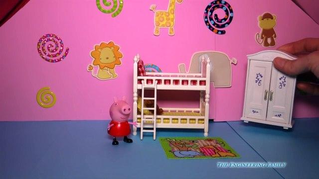 PEPPA PIG Nickelodeon Peppa Design Peppas Bedroom a BBC & Nick Jr Peppa Video