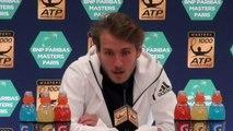 """ATP - BNPPM 2016 - Lucas Pouille : """"Jouer Andy Murray ? Non, ça ne me fait pas peur"""""""