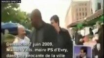"""Les politiques et la banlieue : Manuel Valls et """"les Blancos"""""""