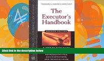Big Deals  The Executor s Handbook: A Step-By-Step Guide to Settling an Estate for Personal
