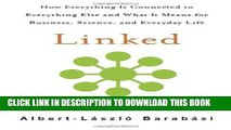 [Ebook] Linked: How Everything Is Connected to Everything Else and What It Means for Business,