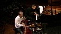 Vincent Segal et Koki Nakano : oeuvres pour piano et violoncelle dans Ocora Couleurs du monde.