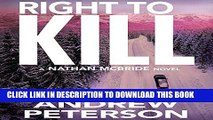 [EBOOK] DOWNLOAD Right to Kill: Nathan McBride, Book 6 PDF