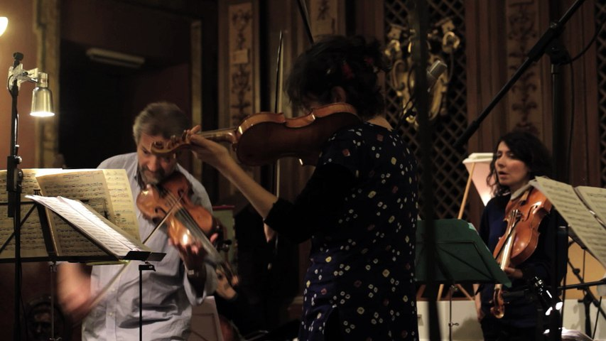 Amandine Beyer, Giuliano Carmignola & Gli incogniti - Vivaldi: Concerti per due violini (Album teaser)