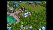 Jurassic World Game App - Full Movie Game - Jurassic World Gameplay - Jurassic Park