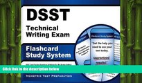 different   DSST Technical Writing Exam Flashcard Study System: DSST Test Practice Questions