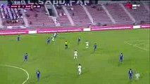 Goal Xavi - Al Shahaniya vs Al Sadd 0-2   QATAR  Premier League   02-11-2016 (HD)