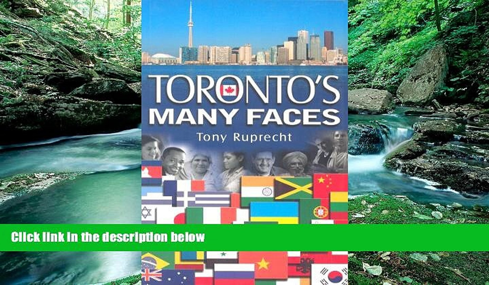 Books to Read  Toronto s Many Faces (Canadian Bed   Breakfast Guide)  Full Ebooks Best Seller