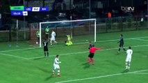 Boulette de Luca Zidane face au Legia Varsovie en Youth League