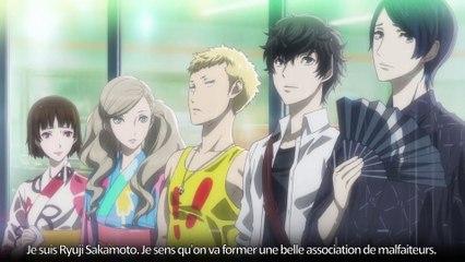Introducing Ryuji de Persona 5