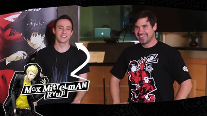 Max Mittelman Talks about playing Ryuji de Persona 5