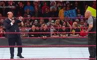 WWE Goldberg returns Goldberg Vs Rusev And Goldberg spears Paul Heyman Full match HD