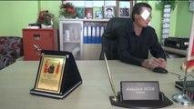 Cumhurbaşkanlığı'ndan Silopi Engelliler Derneğine Plaket - Şırnak