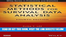 [FREE] EBOOK Statistical Methods for Survival Data Analysis BEST COLLECTION