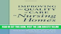[READ] EBOOK Improving the Quality of Care in Nursing Homes: An Evidence-Based Approach BEST