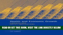 [READ] EBOOK Health and Economic Growth: Findings and Policy Implications (MIT Press) BEST