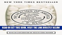 [FREE] EBOOK The Healing of America: A Global Quest for Better, Cheaper, and Fairer Health Care