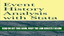[READ] EBOOK Event History Analysis With Stata BEST COLLECTION
