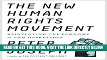 [Free Read] The New Human Rights Movement: Reinventing the Economy to End Oppression Free Online