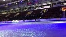 2016-10-30 Skate Canada Gala Practice - Yuzuru Hanyu Clips Part 07