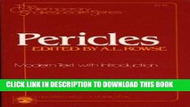 Ebook Pericles (Contemporary Shakespeare Series) Free Read