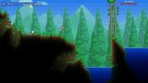 Terraria Troopplay Gameplay: Episode 9 Blood Moon Part 1
