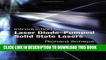 Ebook Introduction to Laser Diode-Pumped Solid State Lasers (SPIE Tutorial Texts in Optical
