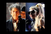 Bob Dylan - November 4, 2010 - Lady Gaga - Bad Romance  performed by Bob Dylan