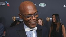 EXCLUSIVE: Samuel L. Jackson Doesn't Like 'Star Wars' Fan Theory About Mace Windu Becoming Snoke