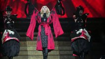 Madonna Shows Up Drunk At Art Exhibition