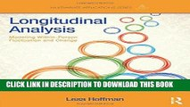 Ebook Longitudinal Analysis: Modeling Within-Person Fluctuation and Change (Multivariate