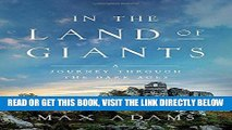 [READ] EBOOK In the Land of Giants: A Journey Through the Dark Ages ONLINE COLLECTION