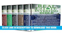 [FREE] EBOOK Real Estate Investing Bible: 5 Manuscripts- Beginner s Guide to Real Estate