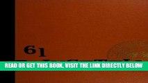 [FREE] EBOOK (Reprint) 1961 Yearbook: Hollywood High School, Los Angeles, California ONLINE