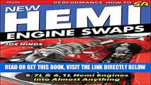 [FREE] EBOOK New Hemi Engine Swaps: How to Swap 5.7L   6.1L Hemi Engines into Almost Anything BEST
