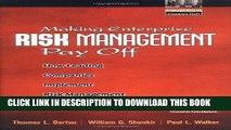 Ebook Making Enterprise Risk Management Pay Off: How Leading Companies Implement Risk Management