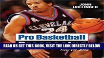 [FREE] EBOOK Pro Basketball Prospectus: 2002 Edition (Pro Basketball Forecast) ONLINE COLLECTION