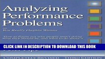 Best Seller Analyzing Performance Problems: Or, You Really Oughta Wanna--How to Figure out Why