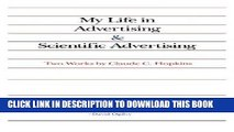 Best Seller My Life in Advertising and Scientific Advertising (Advertising Age Classics Library)