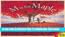 Best Seller M Is for Maple: A Canadian Alphabet (Discover Canada Province by Province (Hardcover))