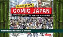 FAVORIT BOOK Roger Dahl s Comic Japan: Best of Zero Gravity Cartoons from The Japan Times-The