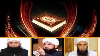Maulana Tariq Jameel Sb Bayan to students about Namaz