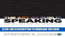 [READ] EBOOK The Art of Public Speaking, 11th Edition ONLINE COLLECTION