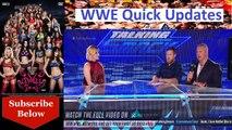 Shane McMahon reveals who will face AJ Styles at WWE TLC  WWE Talking Smack, Nov  1, 2016